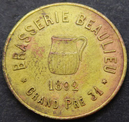 Brasserie Beaulieu 1892
