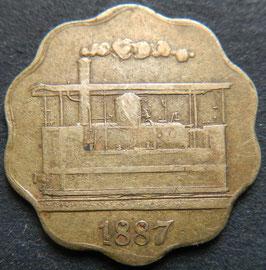 Société du chemin de fer Genève - Veyrier