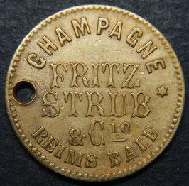 Champagne Fritz Strub & Cie.