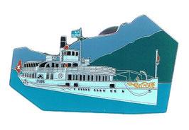 BLS    Dampfschiff Lötschberg
