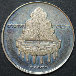 Israel 10 Lirot 1977