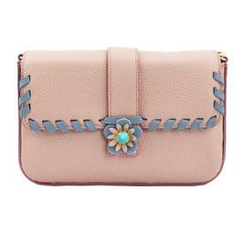 Tasche mit Flowerdetail