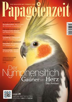Papageienzeit Ausgabe 28e-Magazin
