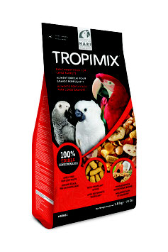 TROPIMIX - große Papageien