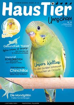 HaustierUmschau 08 - eMagazin/PDF