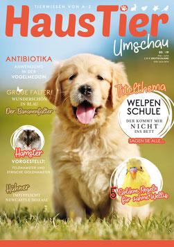 HaustierUmschau 05 - eMagazin/PDF