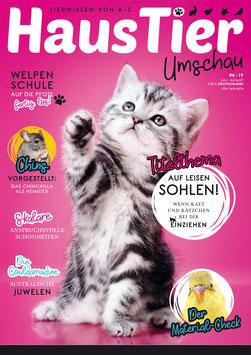 HaustierUmschau 06 - eMagazin/PDF