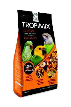 TROPIMIX - für Großsittiche und kleine Papageien