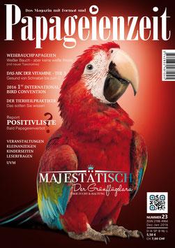 Papageienzeit Ausgabe 23 e-Magazin