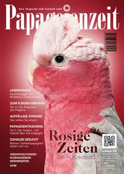 Papageienzeit Ausgabe 20 e-Magazin
