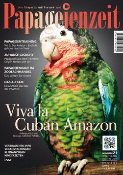 Papageienzeit Ausgabe  21 e-Magazin