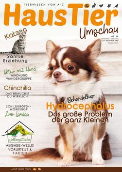HaustierUmschau 07 - Magazin/PDF