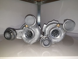 Upgrade Turbolader S63