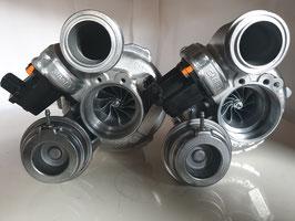 "N63 Stage 2 Upgrade-Turbo ""große Turbinen"""