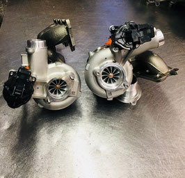 BMW S55 HM700 Upgrade Turbolader