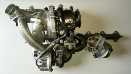 "BMW 535D/335D Upgrade Turbolader ""Spezial Turbine"" 286+306+313PS"
