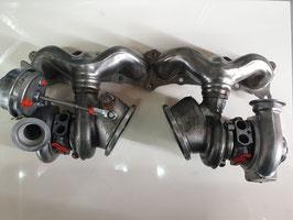 N54 Serienturbolader (Wastegates verbessert)