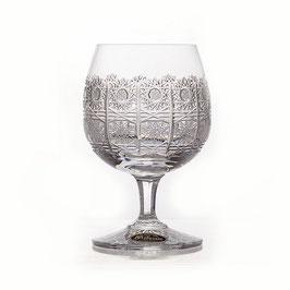 Набор хрустальных бокалов для бренди МИРЕЛЬ Bohemia Crystal 250 мл