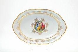 Хлебница МАДОННА ПЕРЛАМУТР Sterne Porcelan 36 см