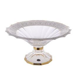 Ваза для фруктов Union Glass DOGE 34 см