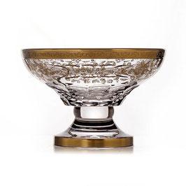 Хрустальная ваза для конфет ARNSTADT ПРИНЦЕСС 13 см ( артикул МН 28210 В )