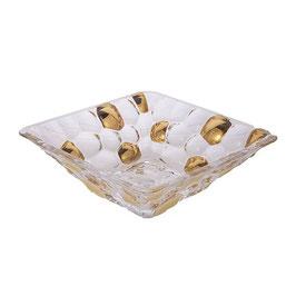 Ваза для конфет Union Glass MARBLE 17,5 см