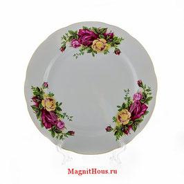Блюдо круглое РОЗА  Thun 30 см