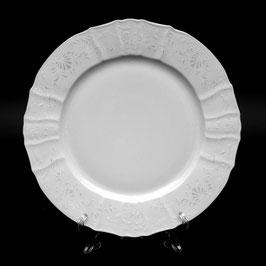 Блюдо круглое Bernadotte Платиновый Ободок 30 см