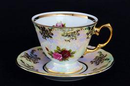 Набор для кофе РОЗА Carlsbad на 6 персон 12 предметов