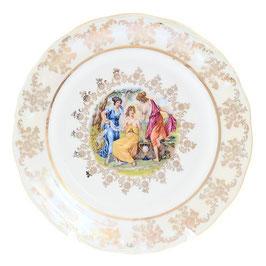 Набор закусочных тарелок МАДОННА Carlsbad 21 см