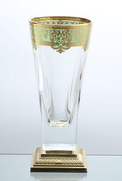 Ваза для цветов Astra Gold NATALIA GREEN 38 см