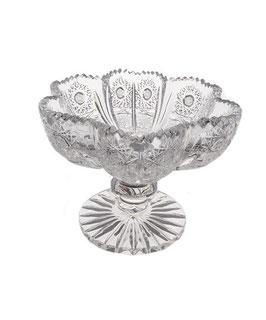 Хрустальная ваза для конфет Glasspo 15 см