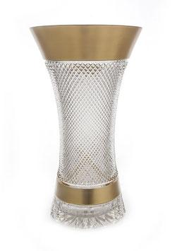 Хрустальная ваза для цветов Bohemia Crystal ФЕЛИЦИЯ 35,5 см
