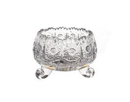 Хрустальная ваза для варенья Glasspo 8 см
