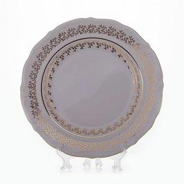 Блюдо круглое  Bavaria ЛИСТ БЕЛЫЙ 30 см