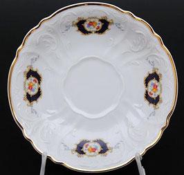 Набор блюдец Bernadotte СИНИЙ ГЛАЗ 15,5 см