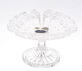 Хрустальная ваза для конфет Sonne Crystal 15 см