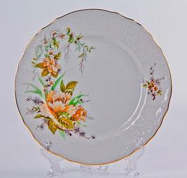 Набор постановочных тарелок ОСЕННИЙ ЛИСТ Bernadotte 25 см