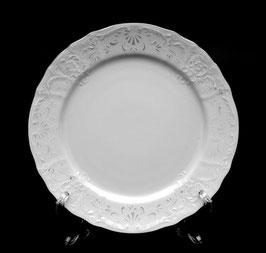 Набор закусочных тарелок Bernadotte Платиновый Ободок 21 см