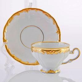 Набор для чая Weimar ПРЕСТИЖ на 6 персон 12 предметов ( артикул МН 6644 В )