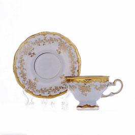 Набор для чая Weimar КАСТЭЛ на 6 персон 12 предметов ( артикул МН 6634 В )