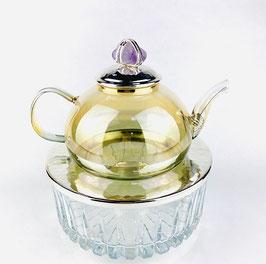 Заварочный чайник с подставкой Select КАМЕНЬ 600 мл