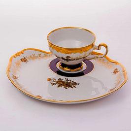 Набор для чая Weimar АННА АМАЛИЯ ЭГОИСТ 2 предмета ( артикул МН 37977 В )