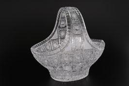Хрустальная корзина Sonne Crystal 30 см