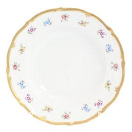 Набор глубоких тарелок Queens Crown МЕЙСЕНСКИЙ ЦВЕТОК 23 см