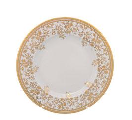 Набор закусочных тарелок Falkenporzellan SOPHIE GOLD 21 см