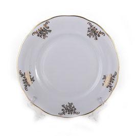 Набор закусочных тарелок Epiag АЛЯСКА ЗОЛОТОЙ УЗОР 19 см
