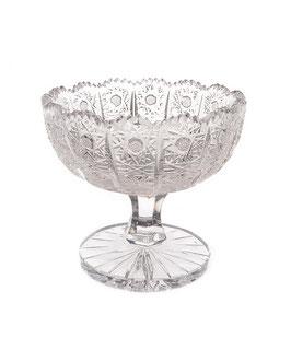 Хрустальная ваза для варенья Glasspo 11 см