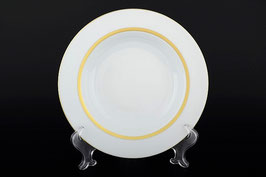 Набор глубоких тарелок Goldie КОРОНА 23 см