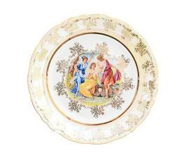 Набор десертных тарелок Moravec ФЕДЕРИКА МАДОННА 17 см